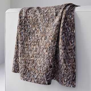 Brown Lambswool